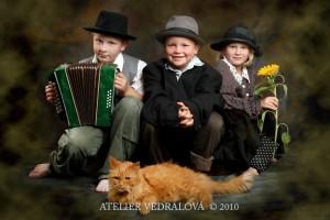 fotografování dětí foto fotoateliér baby photo focení retro