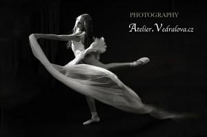 fotografování dětí foto fotoateliér baby photo focení baletka