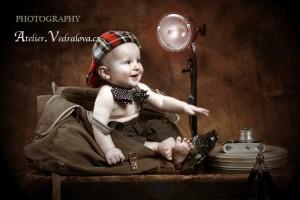 fotografování dětí foto fotoateliér baby photo focení filmař