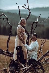 těhotenské foto